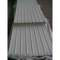 Prepainted Corrugated Steel Roofing Sheets 900mm for Protection Wall Fence