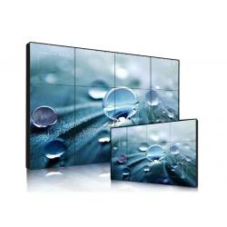 China Ultra Thin LCD Video Walls 55 Inch 4 * 4 For Lobby Exhibition Station For Hotel Theater on sale