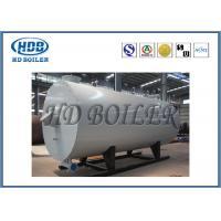 Horizontal Industrial Thermal Oil Boiler , Oil Fired Steam Boiler Low Pressure