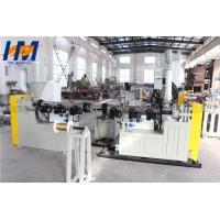 Twin Extruder Plastic Profile Extrusion Line , PVC Profile Extrusion Machine