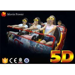 China Theme Park 5d Cinema Equipment 4D Motion Cinema Seat 5D Projector Cinema Electric 5D Motion Chair on sale