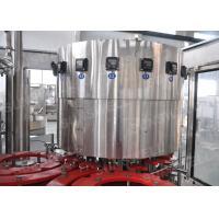 PLC  Water Treatment Line Orange Juice Filling Machine Producton Line