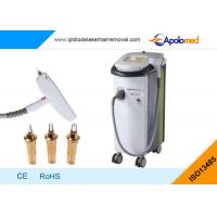Long Pulse Nd YAG Laser Hair Removal Machine For Dark and sensitive skin
