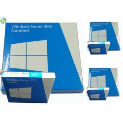 China Software Windows Server OEM , Win Server Standard 2012 R2 / Windows Server 2008 R2 on sale