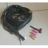 Gas Cooled Tig Welding Torch WP-26 200A DC , 160A AC For TIG Welding Machine
