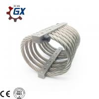 Anti Impact Stainless Steel Wire Rope Spring Vibration Isolator for Transportation/Camera Reducing Noise & Vibration