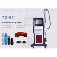 Pico Second 755nm Nd Yag Laser Tattoo Pigmentation Removal Machine Freckles Removal