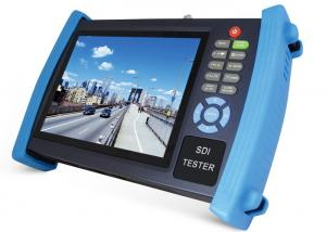 HD Multi-functional CCTV Tester 7 Inch With IP Address Search