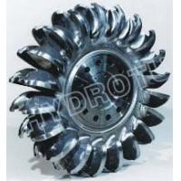 Stainless Steel Pelton Turbine Runner with Cast or Forge CNC Machined For Pelton Water Turbine