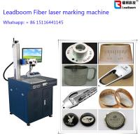 ABS Board Plastic Portable Fiber Laser Marking Machine Glasses Printing Machine