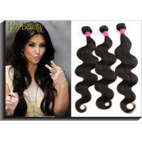 Brazilian Human Hair Body Wave, Natural Black Virgin Hair Wholesale