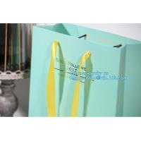 Wholesale Custom Logo Printed Glossy Art Paper Wine Bottle Bag, Folding Wine Carrier Bags,recycled custom printing logo