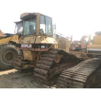 Japan Made 6 Way Blade Used Crawler Bulldozer CAT D5N LGP Swamp Track Pads