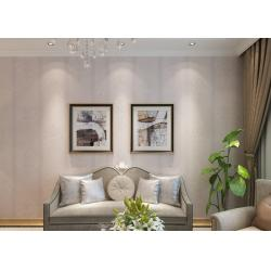 China Removable Embossed 3D Home Wallpaper / 3D Interior Wallpaper With PVC Materials on sale
