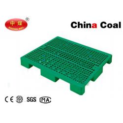 China 1200X1000X78mm Customized Grid Dampproof HDPE Plastic Storage Pallet for Warehouse Strong and durable Easy clean on sale