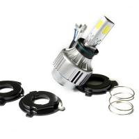 30watt Led headlight with 2000lm high/ low beam for Motorcycle/electric bicycle with the transformer