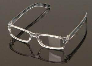 white plastic optical spectacles frames for round face men full rim
