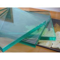 Window , door transparent float glass sheet with Stable chemical properties