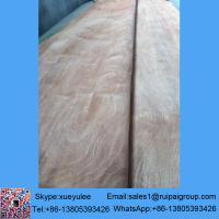 linyi good quality natural gurjan/keruing wood veneer