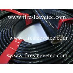 China heat resistant high temperature protective sleeve on sale
