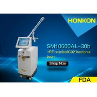 10600nm CO2 Fractional Laser Surgical Scars Age Spot Removal Beauty Salon Machine