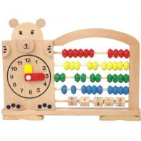 Preschool Children Educational Toys - Abacus For Kindergarten With Clever Design