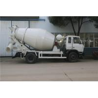 4x2 4m3 transit mixer truck, small mixer truck