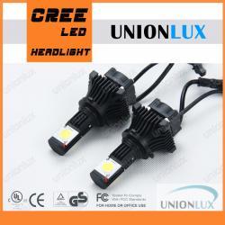 China Car LED Headlight Bulbs 12V Led Lights 9005 DC 12V - 24V  Car Accessory on sale