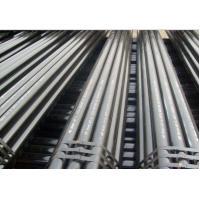 SCH60 Coating Pipe / ASTM A53 API 5L Steel Pipes / Black Steel Tube Low Pressure Fluid Pipeline 1/2 - 48