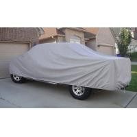 PVC Car Pickup Covering / Tarpaulin Truck Cover for Roof or Side Curtain