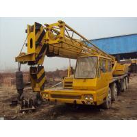 35T tdano all Terrain Crane TG-350E  truck crane 1994