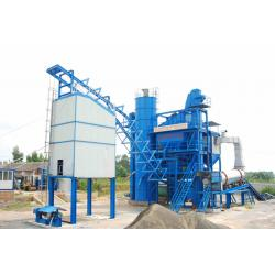 China Asphlat Mixing Plant Pulse Jet Bag Filter Industrial Air Filter Heavy Equipment on sale