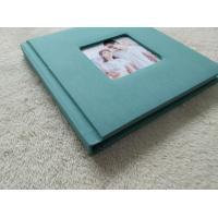 Professional 10x14 Flush Mount Wedding Albums With Mildew Resistant