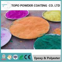 Polyester Hammer Finish Powder CoatingRAL 1001 Color 2H Pencil Hardness