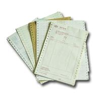 Perforated Paper in Carbonless Paper