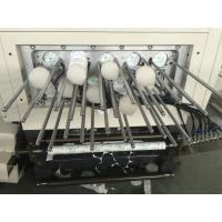 High Speed Roll Paper Industrial Die Cutter , Paper Flexo Printing Machine For Paper Cup