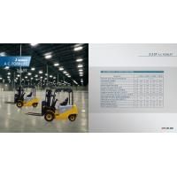 2.5 Ton Diesel Fork Lift Truck With ISUZU Engine / 500mm Load Center CPCD25J