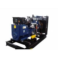 200 Kw Natural Gas Generator Set Electric Control Ignition Pre - Mixed Lean Burn