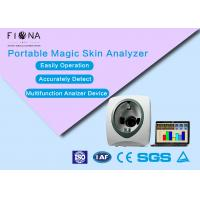 Skin Tightening Skin Analysis Machine 40W Power 50HZ For Beauty Salon