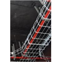 100*100mm stainless steel 201 welding wave wire cable tray, indoor or outdoor