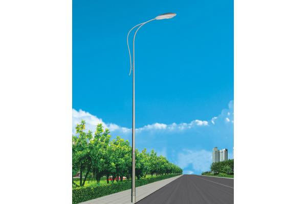 Residential Solar Light Post: Outdoor Residential Light Solar Powder Street Road Post