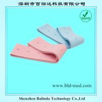 Disposable ctg abdominal belt for fetal transducer