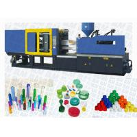 LDPE Bottle Cap Making Machine , Bottle Labelling Machine Driven By A High Output Motor