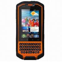 Rugged 3G Touchscreen mobile phone Walkie Talkie,Dual SIM,Android OS , Waterproof