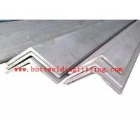 ASTM 347 Stainless Steel Angle Bars Thickness 2.0mm -18mm Tolerance h9 h11