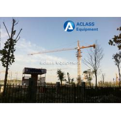 China qtz7040 External Tower Crane Manipulator Safety Monitoring System VFD Control on sale