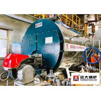 Hot Sale Fire Tube Diesel Heavy Oil Natural Gas Industrial Steam Boiler