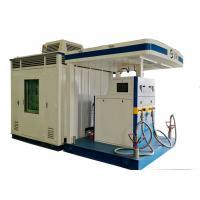 Combined Type Digital Liquid Natural Gas Fuel Stations Modular Design