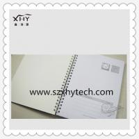 wholesale promotion paper spiral notebook