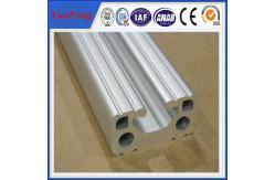 China el bosch de la ranura de 10m m t sacó el perfil de aluminio para el marco de equipo proveedor
